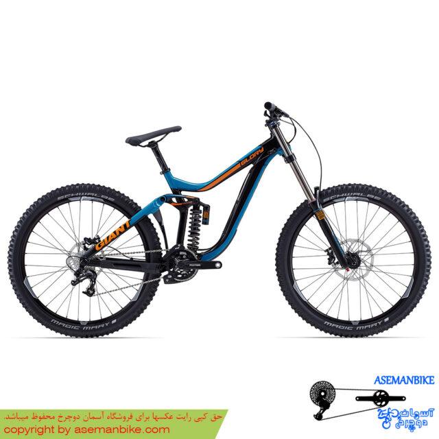 نمایندگی دوچرخه دانهیل جاینت مدل گلوری 2 سایز 27.5 Giant Glory 2 27.5 2015