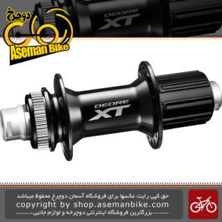 توپی عقب دوچرخه شیمانو مدل ایکس تی ام 8010 شافتی Shimano XT Front Hub HB-M8010 E-Thru
