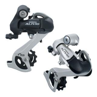 شانژمان دوچرخه کوهستان شیمانو مدل آلیویو ام 410 8 سرعته Shimano ALIVIO RD-M410