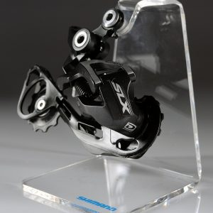 شانژمان دوچرخه کوهستان شیمانو مدل اس ال ایکس ام 670 10 سرعته Shimano SLX RD-M670