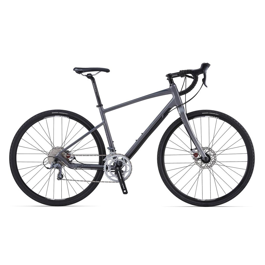 دوچرخه سایکلوکراس جاینت مدل ریولت 2 Giant Revolt 2 2014
