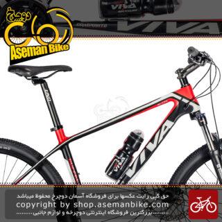دوچرخه کوهستان ویوا کربن مدل بوفالو 27 دنده شیمانو دیور ژاپن سایز 27.5 2020 Viva Mountain Bicycle CARBON Composite Buffalo 27.5 2020
