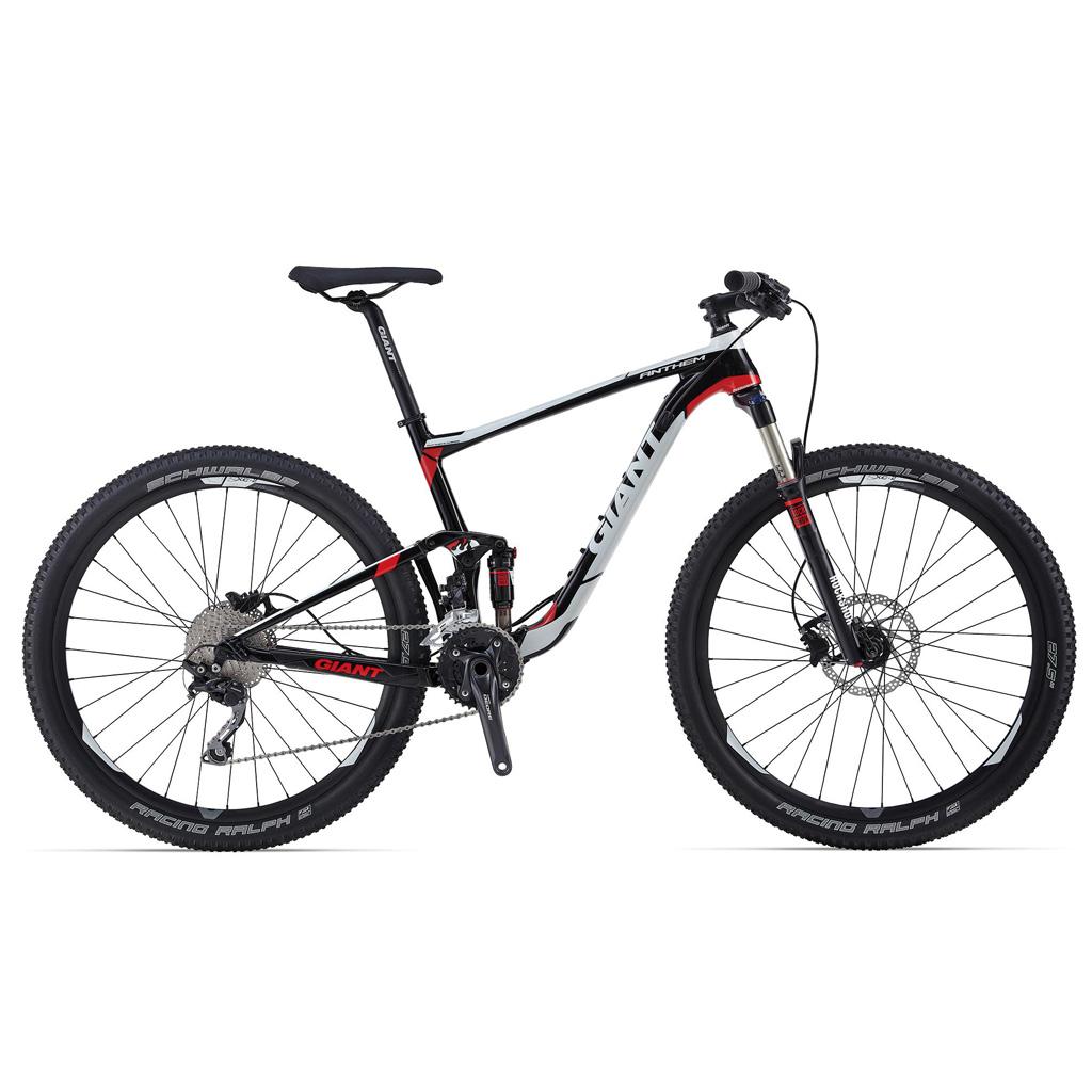 دوچرخه کوهستان جاینت مدل انتم 3 سایز 27.5 Giant Anthem 3 2014