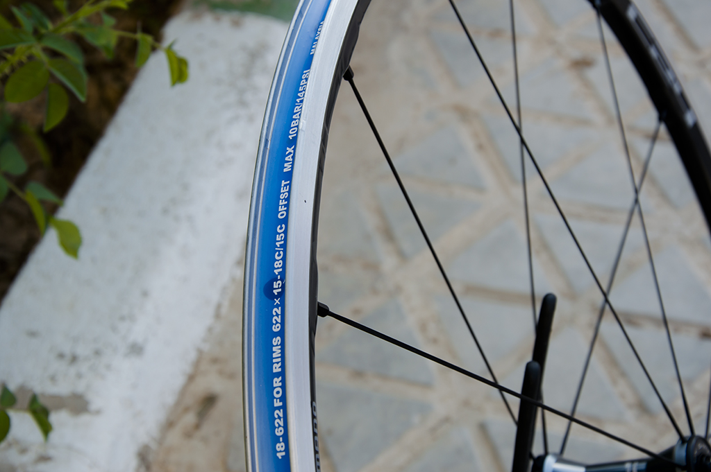 طوقه کامل کربن شیمانو آر اس 80 سی 24 Shimano Carbon Rims RS80 C24