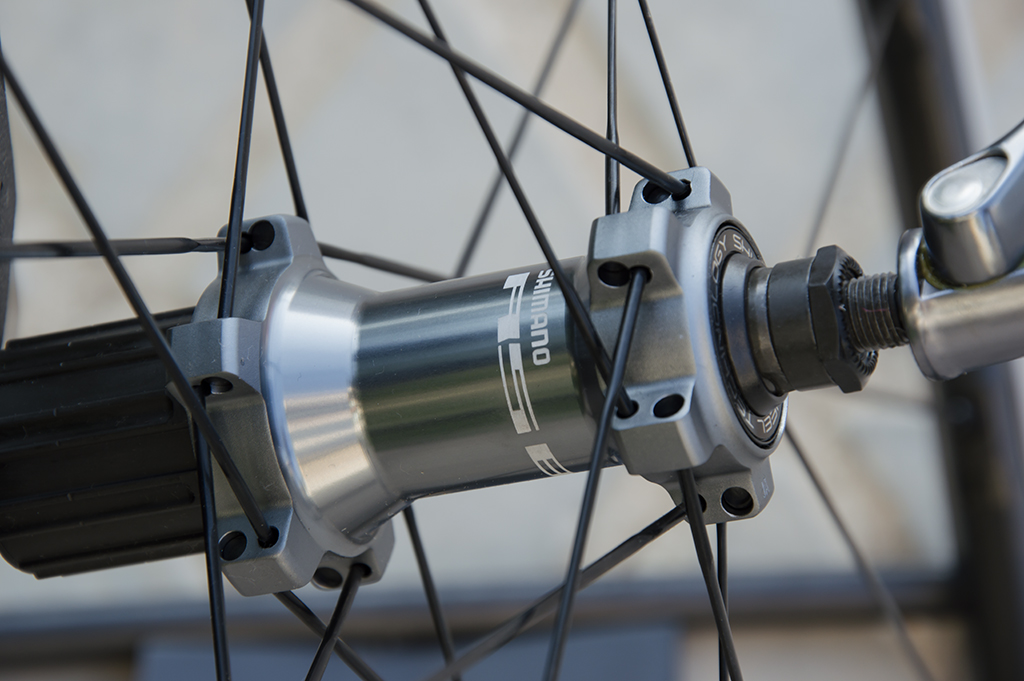 طوقه کامل کربن شیمانو آر اس 80 سی 24 Shimano Carbon Rims RS80 C24