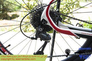 دوچرخه کوهستان ویوا کربن مدل بوفالو سایز 26 2017 Viva Mountain Bicycle Composite Buffalo 26 2017