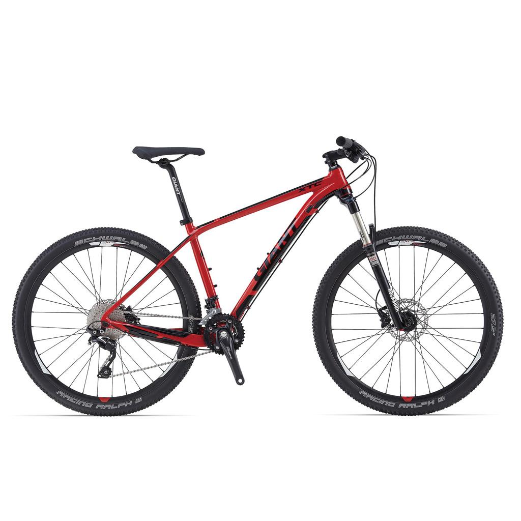 دوچرخه کوهستان جاینت مدل ایکس تی سی 2 سایز 27.5 Giant XTC 2 2014