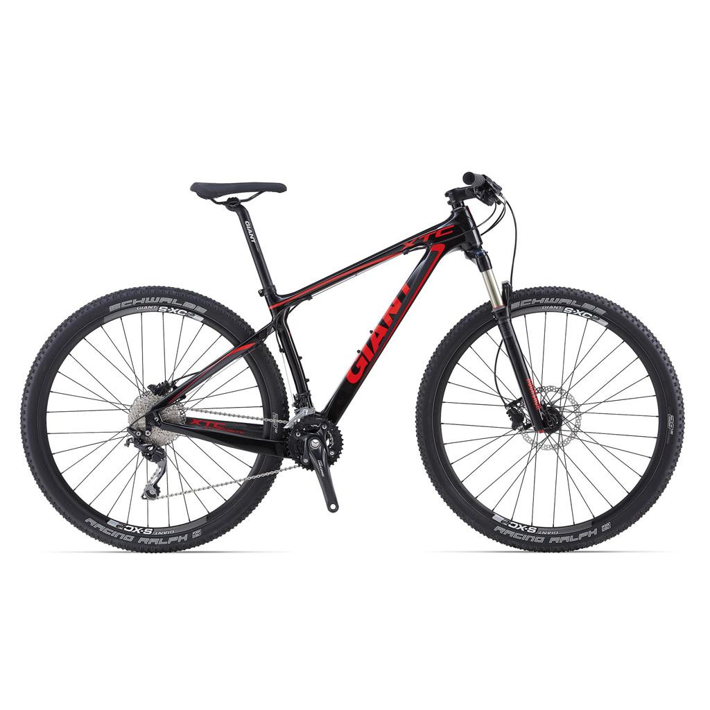 دوچرخه کوهستان جاینت مدل ایکس تی سی کربن 2 سایز 29 Giant XTC Composite 2 2014
