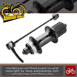 توپی دوچرخه عقب شیمانو مدل دیور ام 6000 Shimano Deore Rear Hub FH-M6000