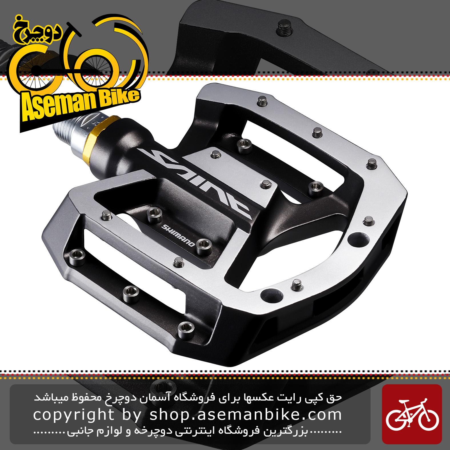 پدال رکاب دوچرخه شیمانو مدل سینت ام ایکس 80 Shimano Pedal PD-MX80 SAINT
