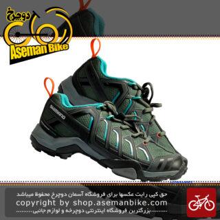 کفش دوچرخه کوهستان شیمانو زنانه مدل دبلیو ام 34 Shimano WM34 Womens Mountain Bicycle Shoes