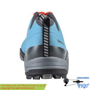 کفش دوچرخه کوهستان قفل شو شیمانو مدل ام تی 300 Shimano Lock Shoes MT300