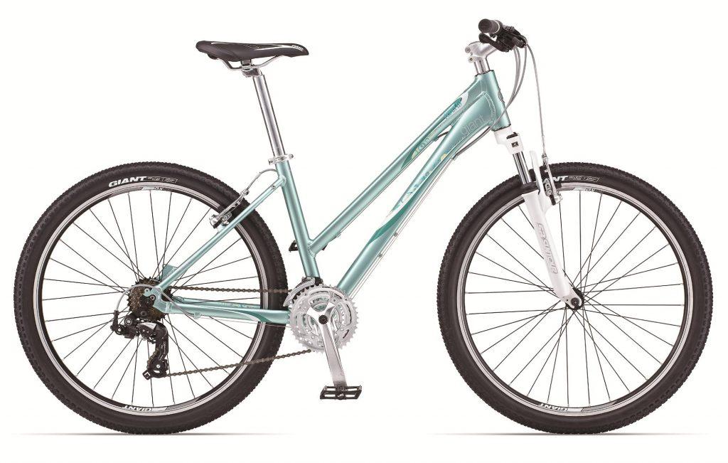 دوچرخه کوهستان جاینت بانوان مدل رول 4 دبلیو سایز 26 Giant Revel 4 W 2013