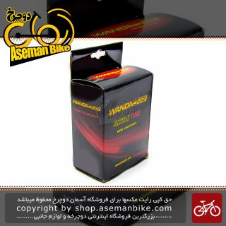 تیوپ دوچرخه برند وندا کینگ سایز 27.5 اینچ با پهنای 2.30 الی 2.50 والف پرستا سوزنی فرانسوی 48 میلیمتری Wanda King Tube 27.5×2.30/2.50 FV 48 mm