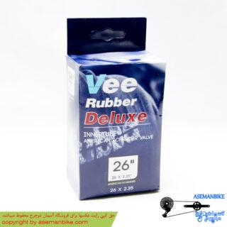 تیوپ دوچرخه وی رابر سایز 26 در 2.35 Vee Rubber Tube 26x2.35
