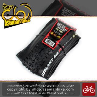 لاستیک دوچرخه کندا تاشو تیوبلس 26 Kenda 26 Slant Six Pro Tubeless
