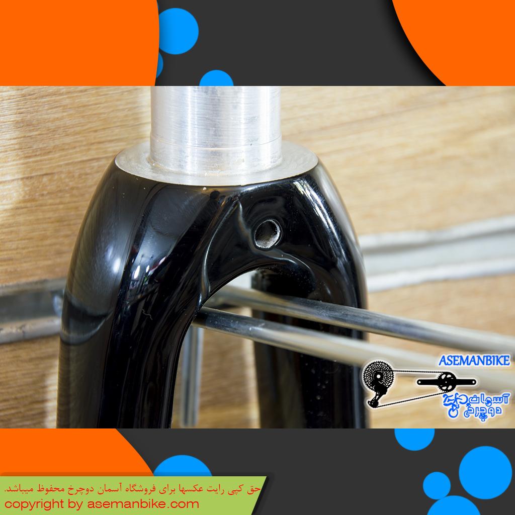 دوشاخ دوچرخه کورسی کربن ادی مرکس مشکی Eddy Merckx Road Bicycle Carbon Fork