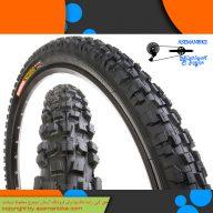 لاستیک کوهستانی کندا پهن عاج درشت مدل کینتیکس سایز 26 Kenda Bicycle Tire Kinetics 26