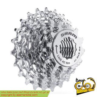 خودرو دوچرخه دانهیل اسرم مدل پی جی 970 ۹ سرعته Cassette Sram Pg 970 11-21