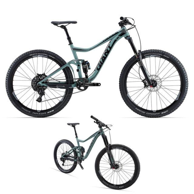 دوچرخه تریل جاینت مدل ترنس اس ایکس سایز 27.5 Giant Trance Sx 2015