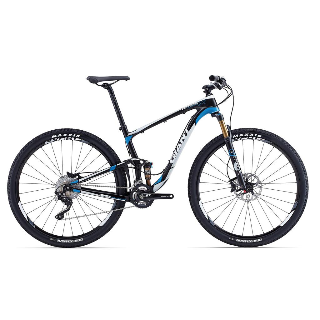 دوچرخه کراس کانتری ریس کربن جاینت مدل انتم ادونس ایکس سایز 27.5 Giant Anthem X Advanced 2015