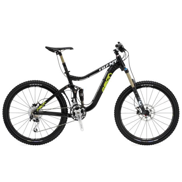 دوچرخه آلمانتین جاینت مدل رین 0 سایز 26 Giant Reign 0 2011