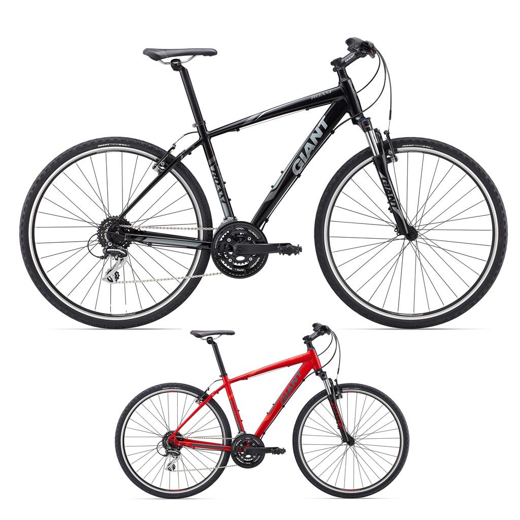 دوچرخه هایبرید شهری دو منظوره جاینت مدل روام 3 Giant Roam 3 2015