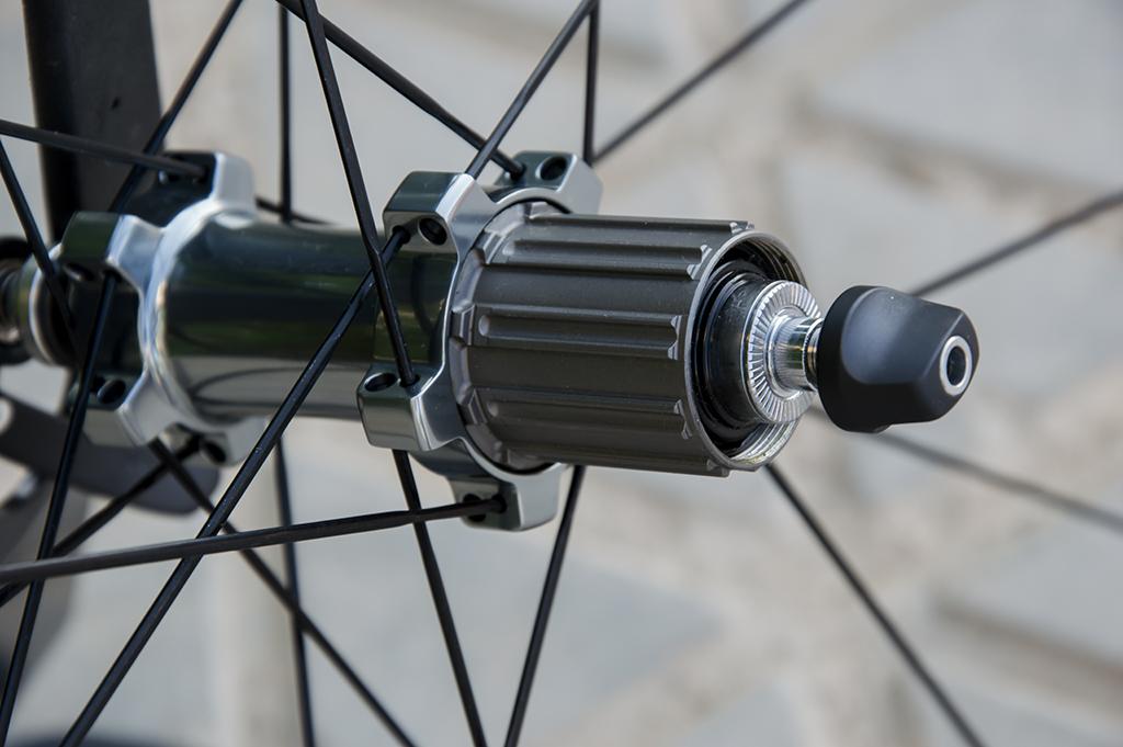طوقه کامل جلو عقب کربن کورسی شیمانو مدل دورا ایس سی 24 Shimano Carbon Rims Dura Ace C24