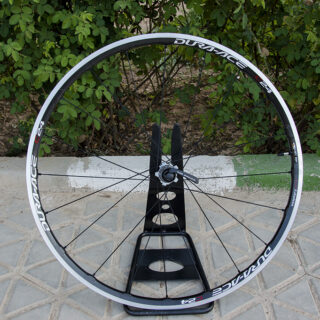 طوقه کامل کربن کورسی شیمانو دورا ایس سی 24 تیوبلس Shimano Tubeless Carbon Rims Dura Ace C24
