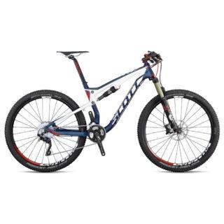 دوچرخه کراس کانتری ریس اسکات مدل اسپارک 710 سایز ۲۷٫۵ ۲۰۱۵ Scott Spark 710