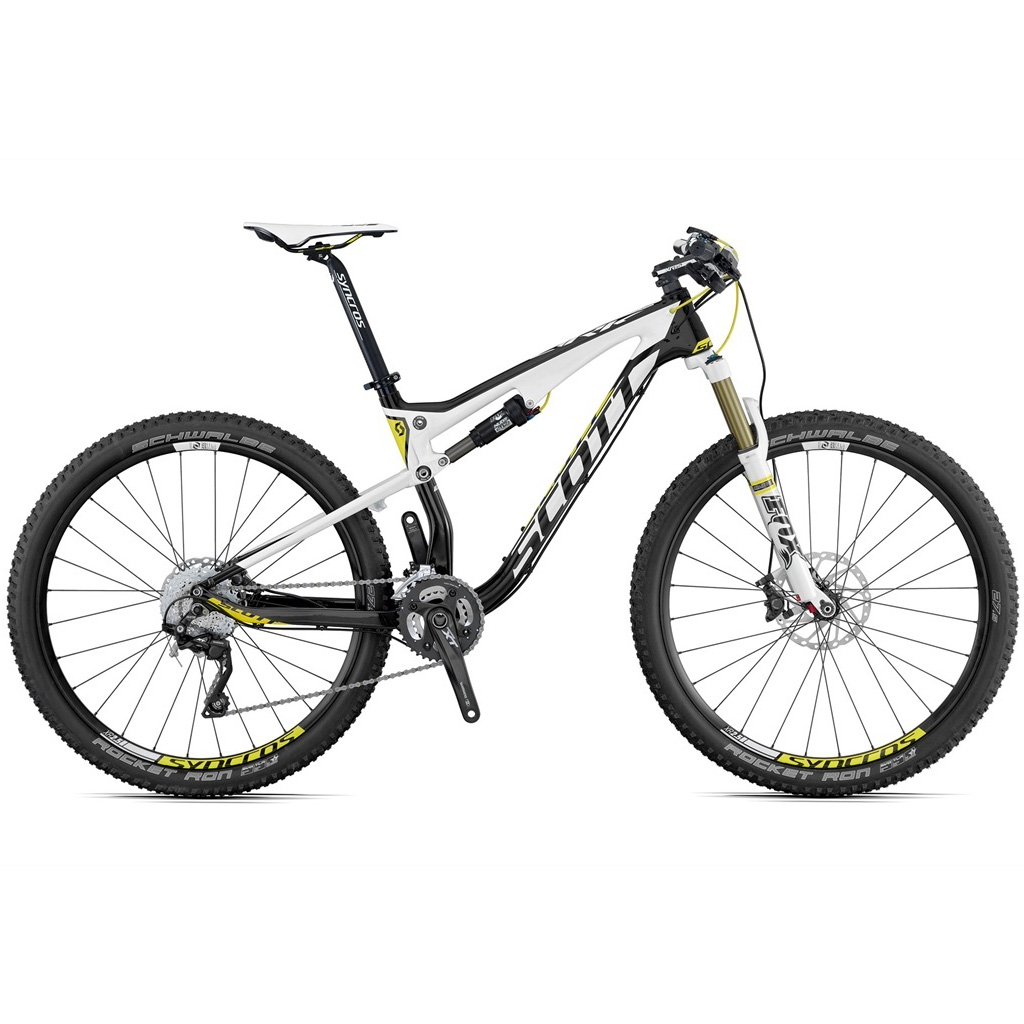 دوچرخه کراس کانتری ریس اسکات مدل اسپارک 720 سایز ۲۷٫۵ ۲۰۱۵ Scott Spark 720