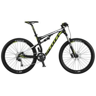 دوچرخه کراس کانتری ریس اسکات مدل اسپارک 760 سایز 27.5 2015 Scott Spark 760