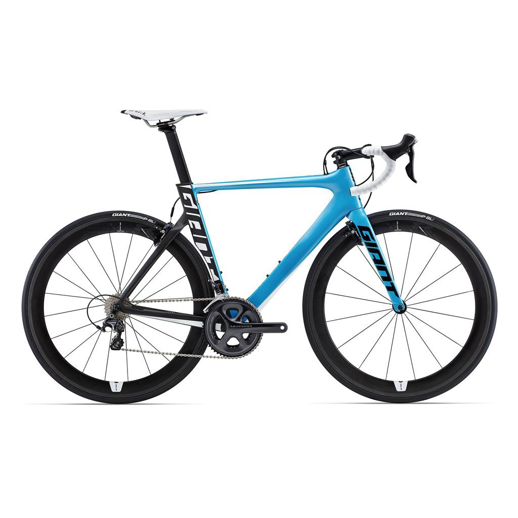 دوچرخه جاده کورسی جاینت مدل پروپل ادونس پرو 1 Giant Propel Advanced Pro 1 2015