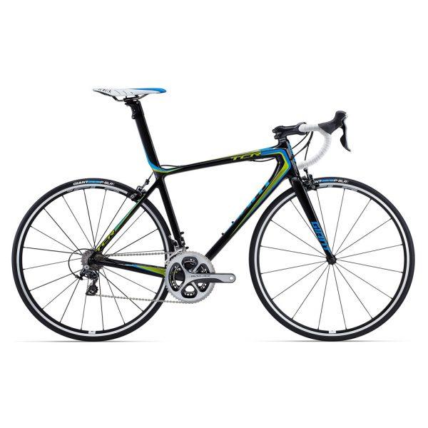 دوچرخه جاده کورسی جاینت مدل تی سی آر ادونس اس ال 1 Giant TCR Advanced SL 1 2015