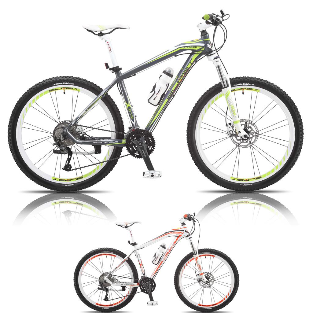 نمایندگی دوچرخه کوهستان بلست مدل اکسپلود سایز ۲۷٫۵ Blast Xplode