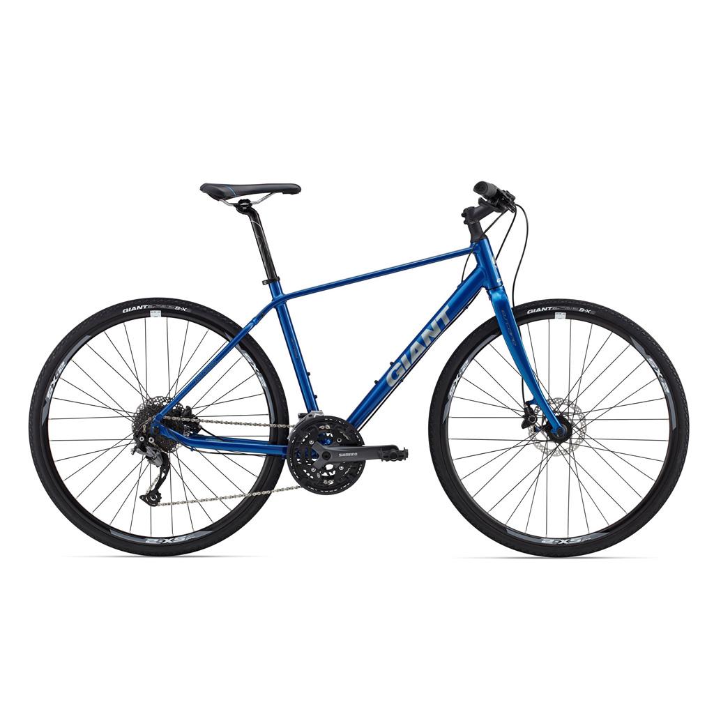 دوچرخه هایبرید شهری جاینت مدل اسکیپ 1 دیسک Giant Escape 1 Disc 2015
