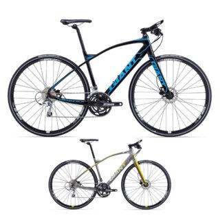دوچرخه کورسی جاده جاینت مدل فست رود اس ال آر 1 Giant FastRoad SLR 1 2015