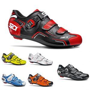 نمایندگی کفش دوچرخه کورسی جاده قفل شو لاک سی دی ایتالیا مدل لول SIDI Shoes Road Level