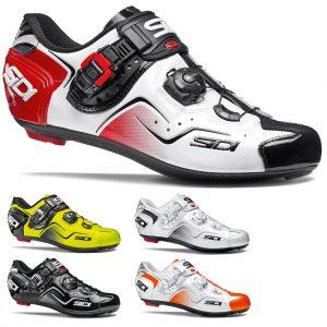نمایندگی کفش دوچرخه کورسی جاده قفل شو لاک سی دی ایتالیا مدل کاوس SIDI Shoes Road Kaos