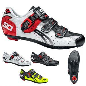 نمایندگی کفش دوچرخه کورسی جاده قفل شو لاک سی دی ایتالیا مدل جنیوس 5 فیت کربن SIDI Shoes Road Genius 5 Fit Carbon