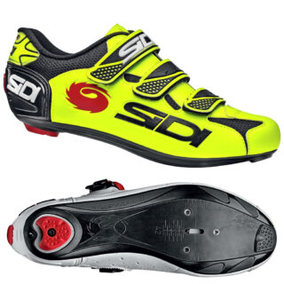 نمایندگی کفش دوچرخه کورسی جاده قفل شو لاک سی دی ایتالیا مدل لوگو SIDI Shoes Road LOGO