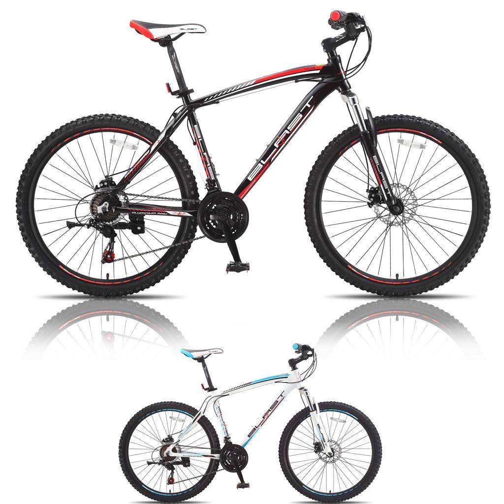 دوچرخه کوهستان بلست مدل لیزر ام دی دیسک سایز ۲۶ Blast Lazer MD