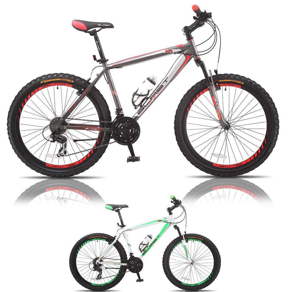 دوچرخه کوهستان بلست مدل آلفا سایز ۲۶ Blast Alfa