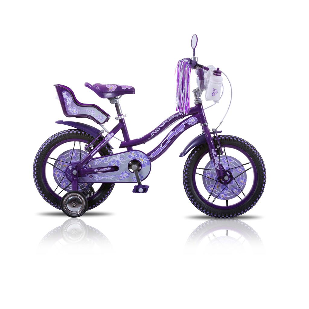 دوچرخه دخترانه بچگانه کودک بلست مدل هانی سایز 16 Blast Honey