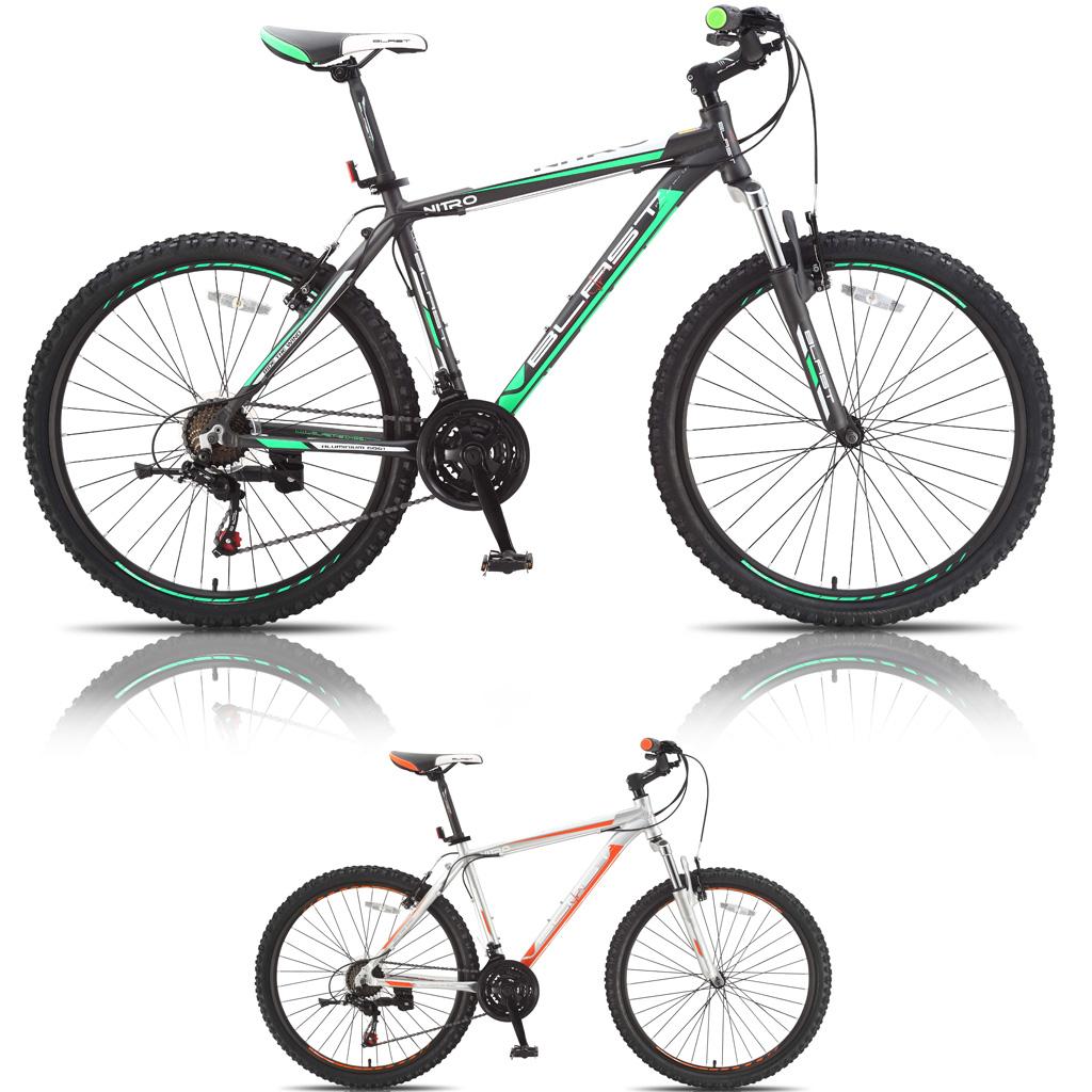 دوچرخه کوهستان بلست مدل نیترو سایز ۲۶ Blast Nitro