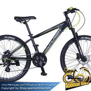 دوچرخه کوهستان و شهری فلش مدل هایپر1 سایز 24 Flash Hyper1