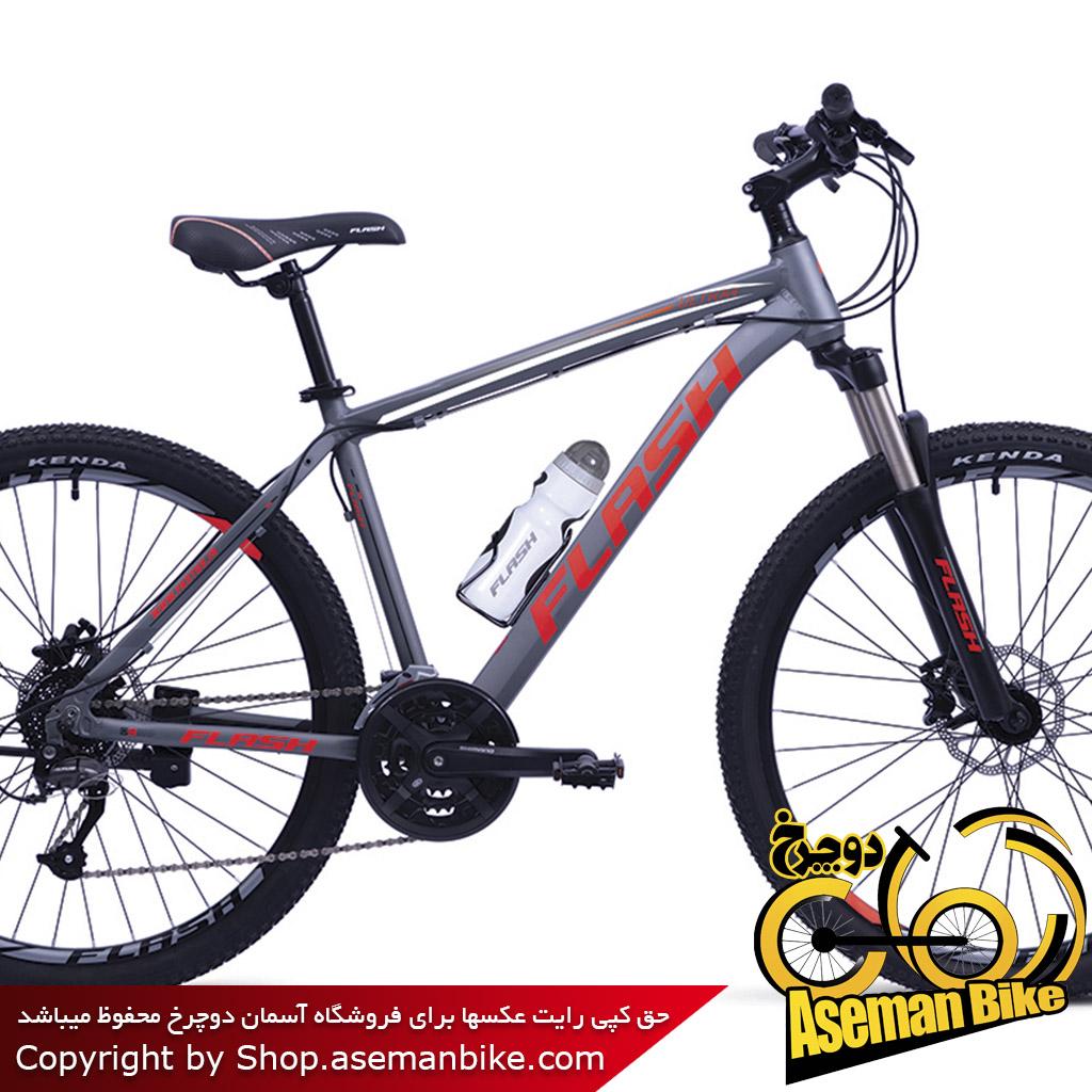 دوچرخه کوهستان فلش مدل اولترا 4 سایز 26 Flash Ultra 4