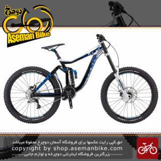 دوچرخه دو کمک کوهستان سبک دانهیل با بازی 8 اینچ جاینت مدل گلوری 1 2012 Giant Glory 1 2012