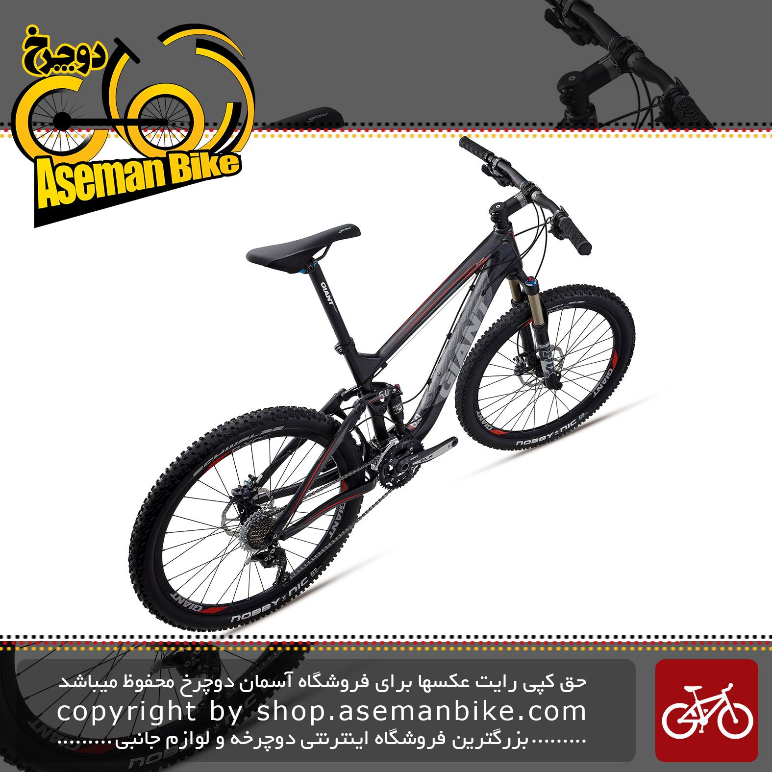 دوچرخه تریل جاینت مدل ترنس ایکس ادونس ۲ سایز ۲۶ Giant Trance X Adavnced 2 2012