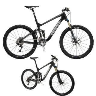 دوچرخه تریل جاینت مدل ترنس ایکس ادونس اس ال 0 سایز 26 Giant Trance X Advanced SL 0 2011